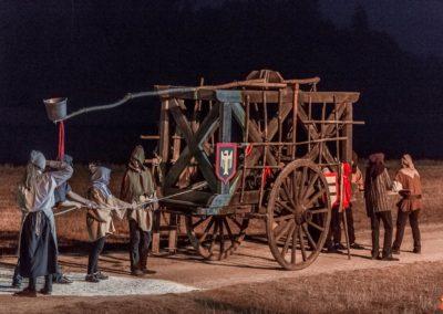2019 07 21 - Chateau de Saint-Fargeau - Spectacle historique-11