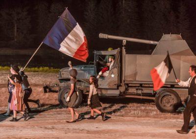 2019 07 21 - Chateau de Saint-Fargeau - Spectacle historique-111