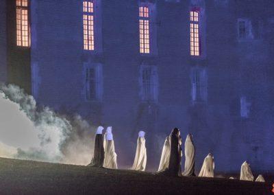 2019 07 21 - Chateau de Saint-Fargeau - Spectacle historique-114