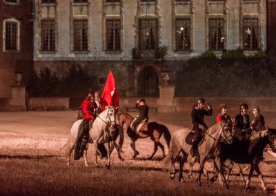 2019 07 21 - Chateau de Saint-Fargeau - Spectacle historique-116
