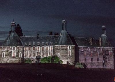 2019 07 21 - Chateau de Saint-Fargeau - Spectacle historique-17
