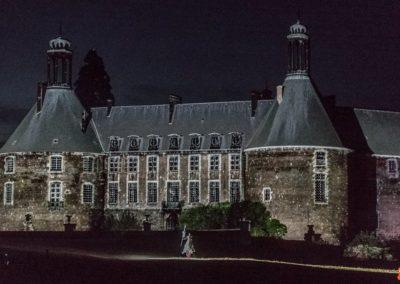 2019 07 21 - Chateau de Saint-Fargeau - Spectacle historique-19