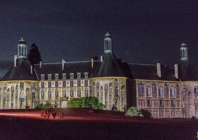2019 07 21 - Chateau de Saint-Fargeau - Spectacle historique-25
