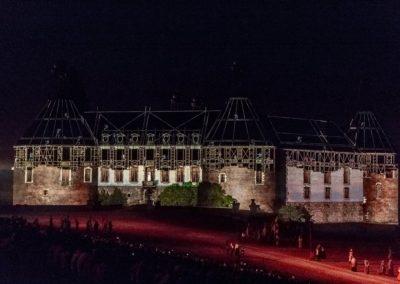 2019 07 21 - Chateau de Saint-Fargeau - Spectacle historique-45