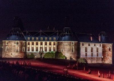 2019 07 21 - Chateau de Saint-Fargeau - Spectacle historique-46