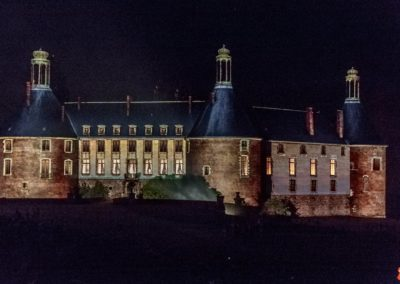 2019 07 21 - Chateau de Saint-Fargeau - Spectacle historique-51
