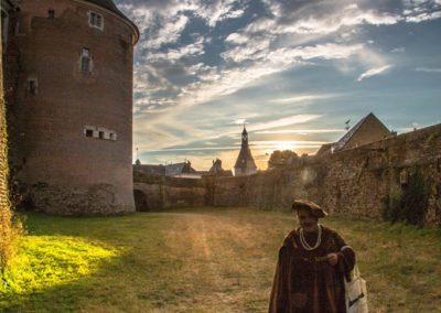 2019 07 21 - Chateau de Saint-Fargeau - Spectacle historique-6