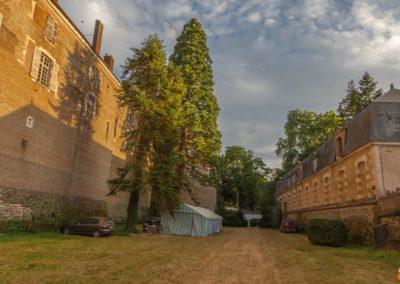 2019 07 21 - Chateau de Saint-Fargeau - Spectacle historique-7