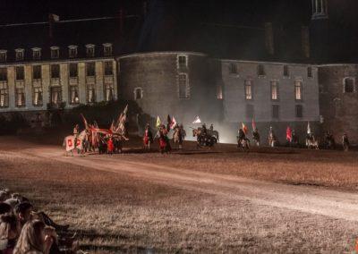 2019 07 21 - Chateau de Saint-Fargeau - Spectacle historique-72