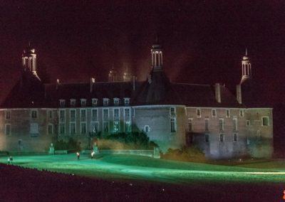 2019 07 21 - Chateau de Saint-Fargeau - Spectacle historique-78