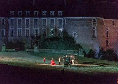 2019 07 21 - Chateau de Saint-Fargeau - Spectacle historique-80