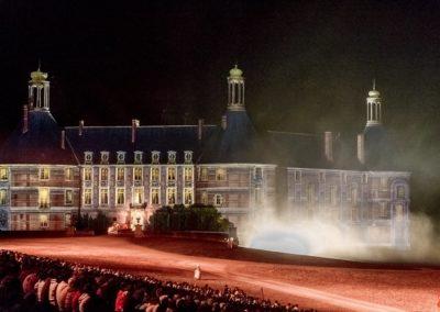 2019 07 21 - Chateau de Saint-Fargeau - Spectacle historique-82