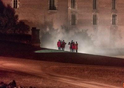 2019 07 21 - Chateau de Saint-Fargeau - Spectacle historique-98