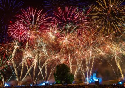2019 07 - feu d'artifice - Rogny les 7 écluses - Bourgogne-163
