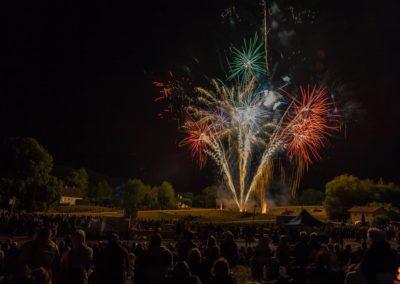 2019 07 - feu d'artifice - Rogny les 7 écluses - Bourgogne-3