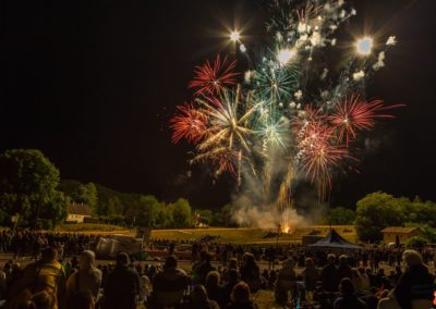 2019 07 - feu d'artifice - Rogny les 7 écluses - Bourgogne-4