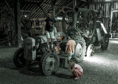 Univers - 2019 08 20 - Spectacle et ferme de Saint-Fargeau-28