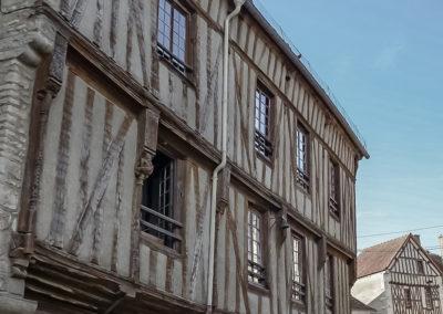 2019 11 20 - Noyers sur Serein en BOURGOGNE-109