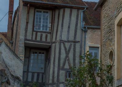 2019 11 20 - Noyers sur Serein en BOURGOGNE-71
