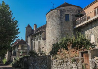 2019 11 20 - Noyers sur Serein en BOURGOGNE-74