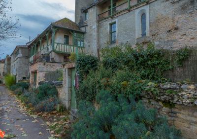 2019 11 20 - Noyers sur Serein en BOURGOGNE-78
