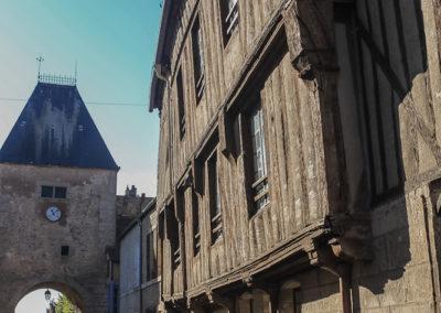 2019 11 20 - Noyers sur Serein en BOURGOGNE-88