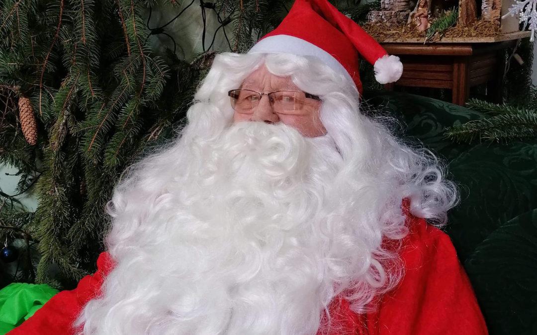Papa Noël recyclé ?