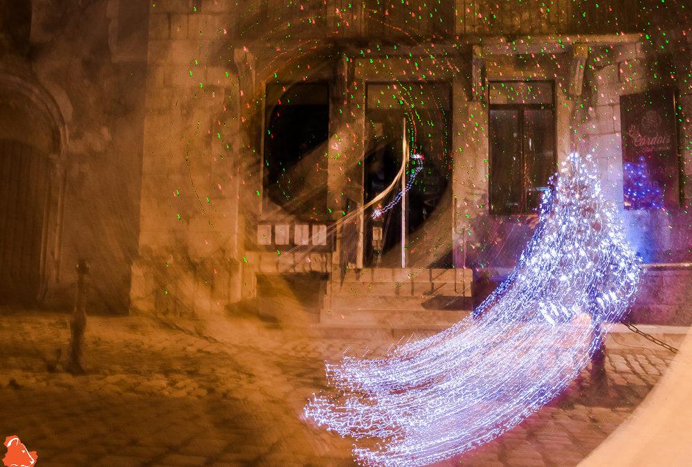 Tourbillon festif de saveurs et de lumières sur Avallon