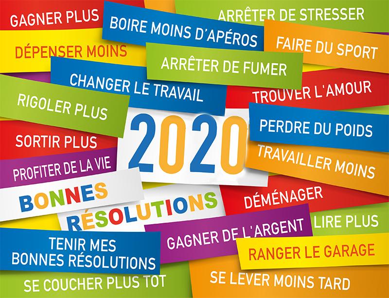 Faut-il encore prendre de bonnes résolutions en 2020 ?