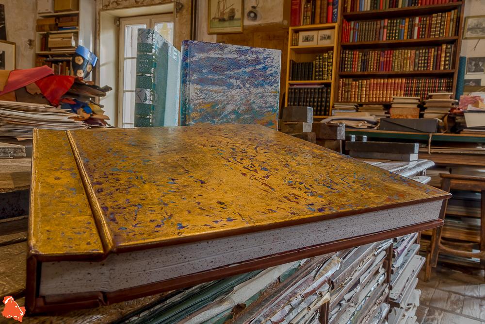 françois Barbance relieur doreur créateurs de livres