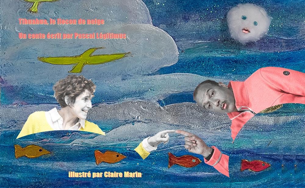 Claire Marin, une artiste jovinienne qui «conte»
